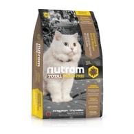 T24 Nutram Total Grain Free Salmon Trout Cat - bezobilné krmivo - losos a pstruh, pro kočky a koťata 6,8 Kg