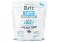 BRIT Care Grain-free Junior Large Breed Salmon & Potato (1kg)