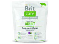 BRIT Care Grain-free Adult Large Breed Salmon & Potato (1kg)