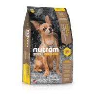 T28 Nutram Total Grain Free Salmon Trout Dog - bezobilné krmivo, losos a pstruh, pro psy malých plemen 2,72 kg