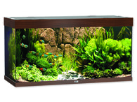 Akvarium JUWEL set Rio 300 tmavě hnědé (350l)
