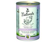 BOZITA Naturals konzerva Chicken & Lamb (410g)