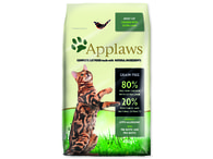Krmivo APPLAWS Dry Cat Chicken with Lamb (400g)