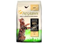 Krmivo APPLAWS Dry Cat Chicken (7,5kg)