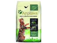 Krmivo APPLAWS Dry Cat Chicken with Lamb (7,5kg)