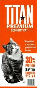 TITAN Economy Cat Food 20 kg - kompletní Krmiva pro kočky