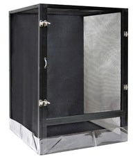 pletivové terárium pro chameleony Zboží: OpenAir Vivarium PRO 60x50x80 cm