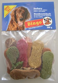 Dingo suchary - mix barev 0,3 kg