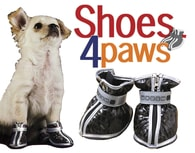 Shoes 4 paws 7, 6,5x10,5cm