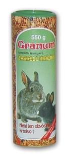 Granum - pro zakrslé králíčky, 550g