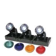 Resun - jezírkové osvětlení 3-žárovkové, 3x 20w