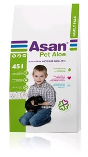 Asan Pet Aloe Family, 45l