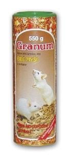 Granum - pro myšky a potkany, 550g