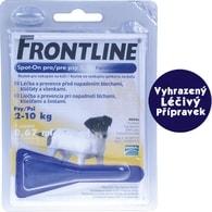 Frontline spot-on dog XL do 60kg - VLP