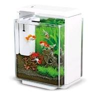 Hailea - Natur Biotop akvárium E-25X white