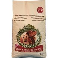 Harringtons DOG Lamb and Rice - jehněčí s rýží, 15kg