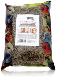 BF granule pro morče s vit.C, 6x 1kg, cena za 1ks