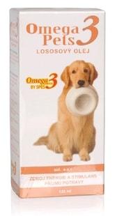 Omega 3 Pets-lososový olej, 125ml