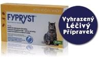 Fypryst spot-on cat, 1ks - VLP