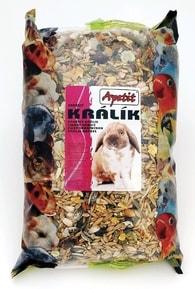 Apetit - zakrslý králík, 6x 1kg, cena za 1ks
