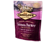 CARNILOVE Salmon and Turkey kittens Healthy Growth (400g)