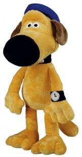 Pes Bitzer, plyšová hračka 26 cm z pohádky Ovečka Shaun