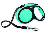 Vodítko FLEXI New Comfort páska modré L - 5 m (1ks)