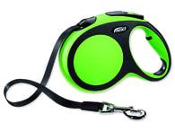 Vodítko FLEXI New Comfort páska zelené L - 5 m (1ks)