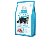 BRIT Care Cat Tobby I´m a Large Cat (400g)