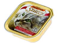 Vanička MISTER STUZZY Cat kuřecí + játra (100g)