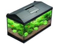 Akvárium set AQUAEL LEDDY PLUS LED 40 černé (25l)