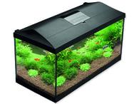 Akvárium set AQUAEL LEDDY PLUS LED 80 černé (105l)