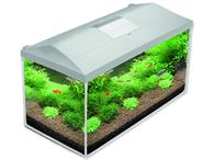 Akvárium set AQUAEL LEDDY PLUS LED 80 bílé (105l)
