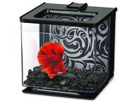 Akvárium MARINA Betta EZ Care Kit černé (2,5l)