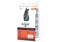 Krmivo SCHESIR pro sterilizované kočky šunka (400g)