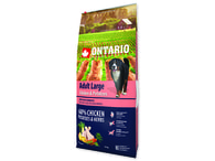 ONTARIO Adult Large Chicken & Potatoes & Herbs (12kg)