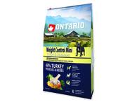 ONTARIO Mini Weight Control Turkey & Potatoes (6,5kg)