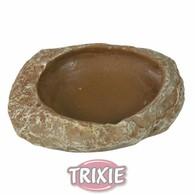 Terarijní miska na vodu nebo Krmiva 11x2,5x7 cm