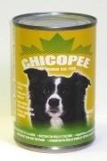 CHICOPEE konzerva kuřeakrůta pro psy 400g