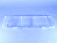 Náhradní kryt zářivky HAGEN Tropiquarium 55 (1ks)