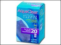 Náplň uhlí aktivní AQUA CLEAR 20 (AC mini) (45g)