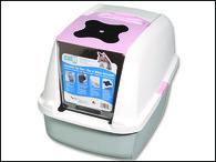 Toaleta CAT IT Design růžová (1ks)