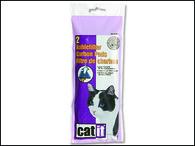 Filtr pro toalety CAT IT s krytem (2ks)