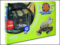 Klec SAVIC Dog Residence mobil 76 x 53 x 61 cm (1ks)