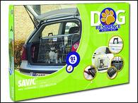 Klec SAVIC Dog Residence mobil 91 x 60 x 72 cm (1ks)