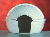 Domek SAVIC plastový pro křečky (1ks)