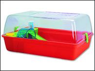 Box SAVIC Rody Hamster červený (1ks)