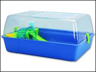 Box SAVIC Rody Hamster modrý (1ks)
