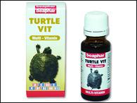 Kapky BEAPHAR Turtle Vit vitamínové (20ml)