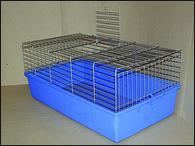 Klec RASCO K100N chromová + modrá (1ks)